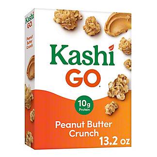 Kashi GoLean Peanut Butter Crunch Cereal, 13.2 oz