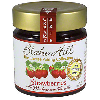 Blake Hill Strawberry With Madagascan Vanilla, 10 oz