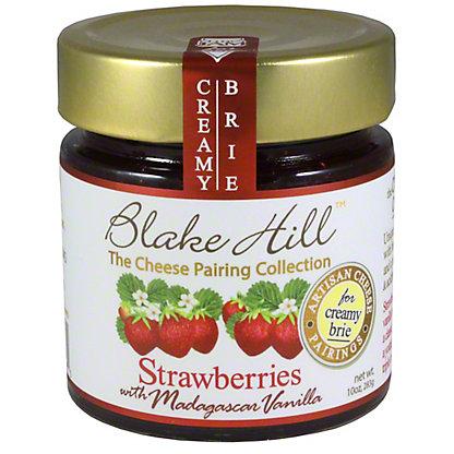 Blake Hill Strawberry With Madagascan Vanilla, 10 oz