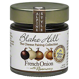 Blake Hill Preserves French Onion With Rosemary, 10 oz