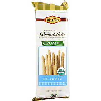 Bellino Organic Breadstick Classic, 4.23 oz