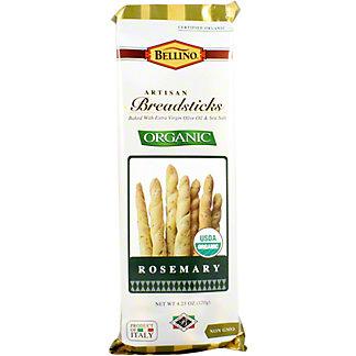 Bellino Organic Breadstick Rosemary, 4.23 oz