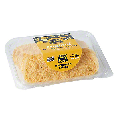 Central Market Parmesan Crisps, 3 oz