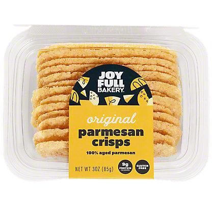 Central Market Parmesan Crisps, 3 oz