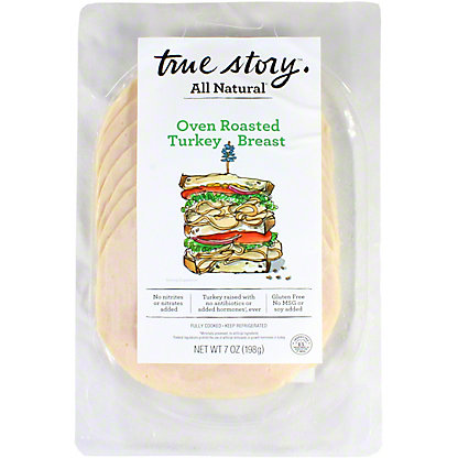 True Story Roasted Turkey, 7 oz
