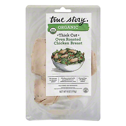 True Story Organic Butcher Chicken True Story, 6 oz