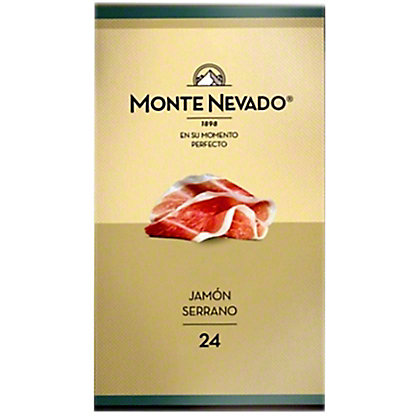 Monte Nevado Jamon Serrano Sices, 3 oz
