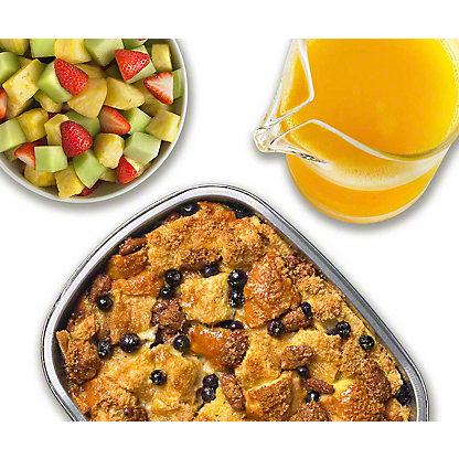 Challah French Toast Casserole Breakfast Package, Serves 4-6