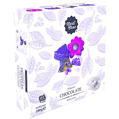 Martinez Chocolates Fine Selection Assorted Chocolates, 240 g