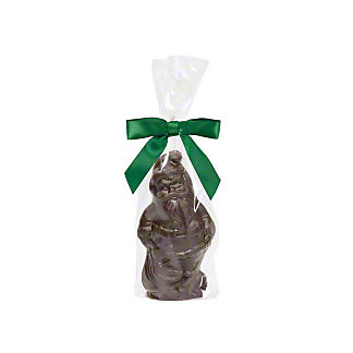 Peters Dark Chocolate Santa, 7 oz
