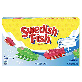 Swedish Fish Holiday Theater Box, 3.10 oz