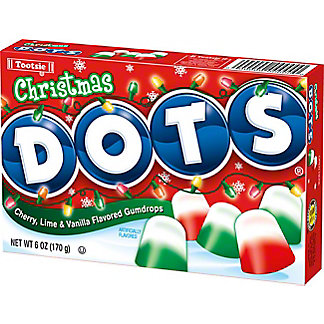 Dots Christmas Theater Box, 6 oz