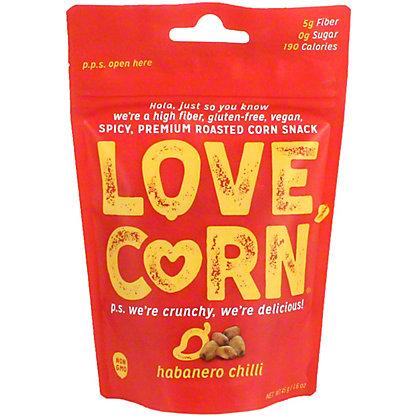 Love Corn Habanero Chili, 1.62 OZ