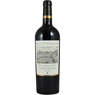 Barnett Vineyards Cabernet Sauvignon, 750 ML