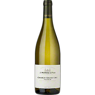 J Moreau and Fils Moreau Chablis Grand Cru Valmur, 750 mL
