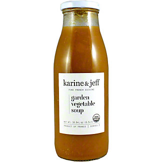Karine & Jeff Garden Vegetable Soup, 16.9 oz