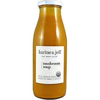 Karine & Jeff Mushroom Soup, 16.9 OZ