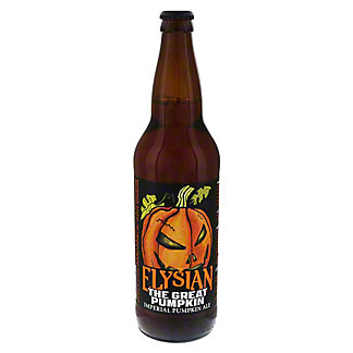 Elysian The Great Pumpkin Imperial Ale, Glass Bottle, 22 fl oz