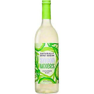 Be Mixed Cucumber Mint Cocktail Mixer, 750 mL