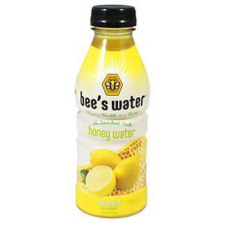 Bees Water Lemon Honey Water, 16 oz