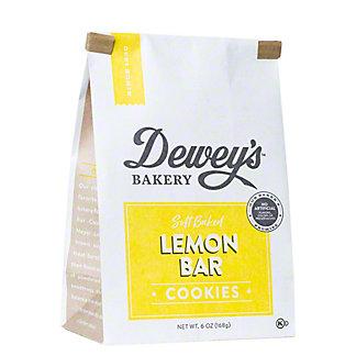Dewey's Bakery Soft Baked Lemon Bar Cookies, 6 oz