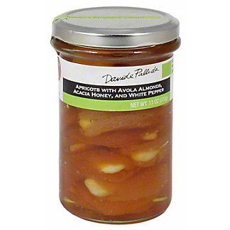 Davide Palluda Apricot Jam With Avola Almonds Acacia White Pep, 370 G