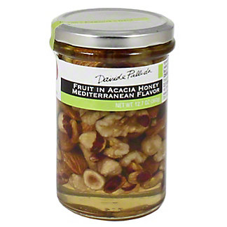 David Palluda Fruit In Acacia Honey Mediterranean Flavor, 360 G