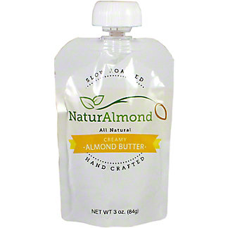Naturalmond Butter Almond, 3  oz