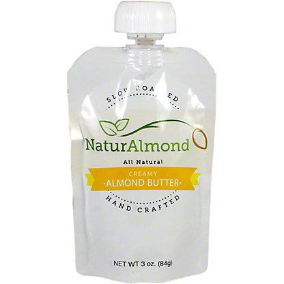 Naturalmond Butter Almond, 3  oz