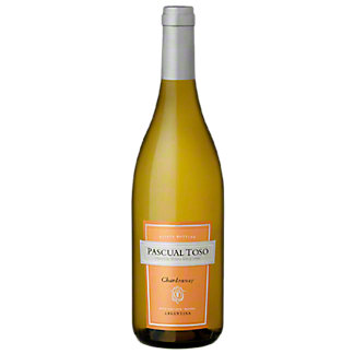 Pascual Toso Chardonnay, 750 mL