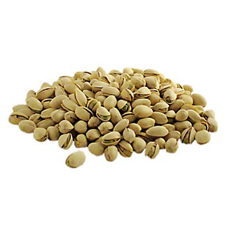 Nichols Farms Garlic Pistachios In Shell, sold by the pound