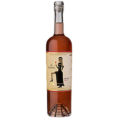 Krupp Brothers The Damsel Rose, 750 mL