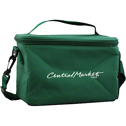 Central Market Small Insulated Lunch Bag, ea