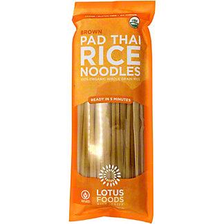 Lotus Foods Pad Thai Noodles Organic Brown Rice, 8 oz