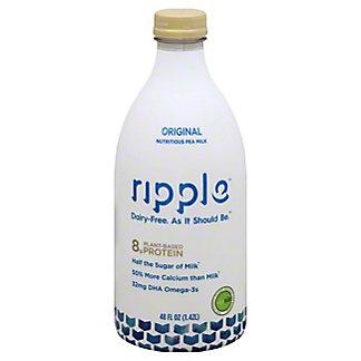 Ripple Dairy Free Original Pea Milk, 48 oz