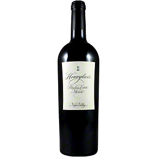 Hourglass Blueline Merlot, 750 mL