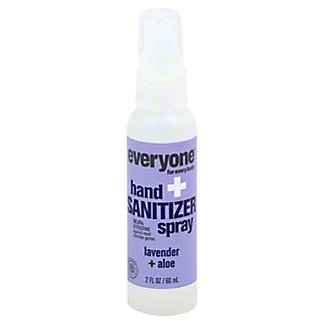 EO Hand Sanitizer Spray Lavender And Aloe, 2 oz