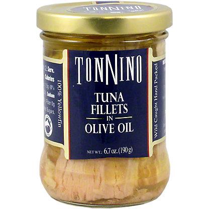 Tonnino Tuna Fillets In Olive Oil, 6.7 OZ