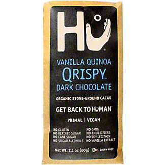Hu Kitchen Vanilla Quinoa Crispy Chocolate Bar, 2.1 oz