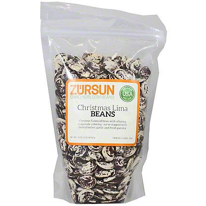 Zursun Christmas Limas Beans, 20 OZ