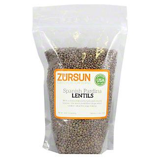 Zursun Spanish Pardina Lentils, 24 oz