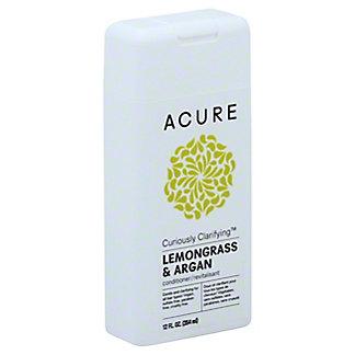 Acure Curiously Clarifying Lemongrass & Argan Conditioner, 12 oz
