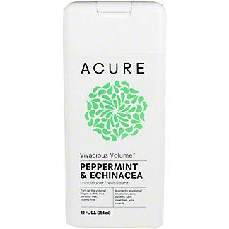 Acure Volume Peppermint & Echinacea Conditioner, 12 oz