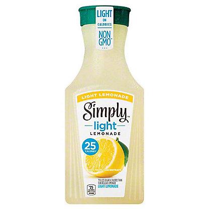 Simply Light Lemonade, 52 oz