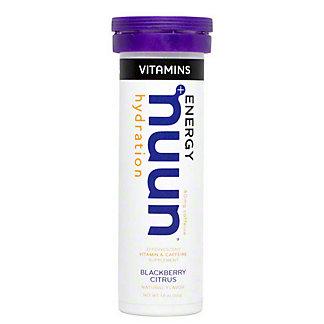Nuun Energy Hydration Blackberry Citrus Tab, 12 ct