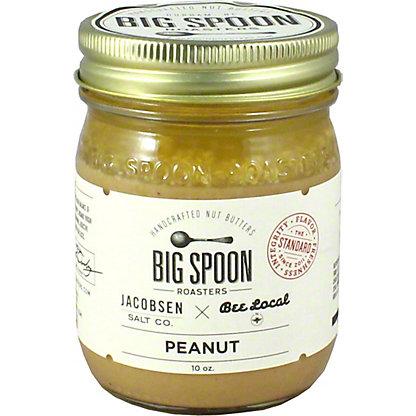 Big Spoon Roasters Peanut Butter, 10 OZ