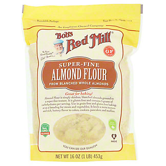 Bob's Red Mill Super Fine Almond Four, 16 oz