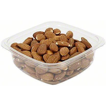 In House Roasted Unsalted Supreme Almonds, Sold by the pound