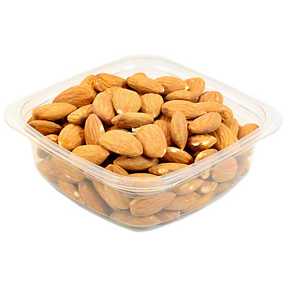 In House Roasted Unsalted Almonds, lb