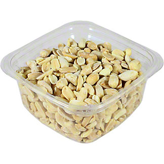 In House Roasted Unsalted Blanched Virginia Peanuts, Sold by the pound